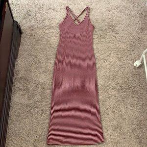 Heart & Hips stripped dress